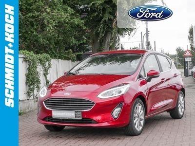 gebraucht Ford Fiesta 1.0 EcoBoost Titanium Automatik