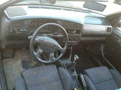 gebraucht VW Golf Cabriolet Vw 3 als Cabrio/Roadster in Lübtheen