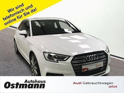 gebraucht Audi A3 1.4 TFSI sport S line