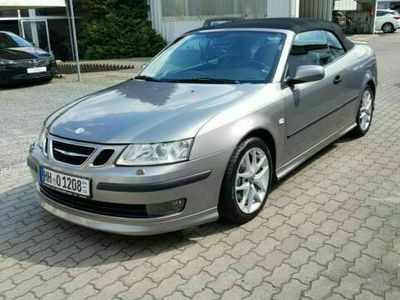 gebraucht Saab 9-3 Cabriolet 2.0 T Aero