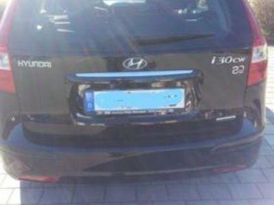 gebraucht Hyundai i30 1.6 CRDi Edition 20