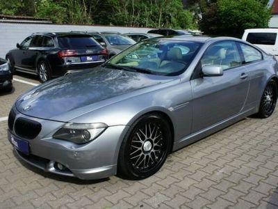 gebraucht BMW 645 i Coupe - HUD - Xenon - SMG - Dynamic Drive