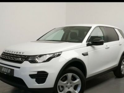 gebraucht Land Rover Discovery Sport 2.0 eD4 SUV (Shz)