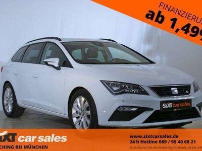 gebraucht Seat Leon 1.8 TSI FR Navi|Parkpilot|LED|Sitzhzg|PANO
