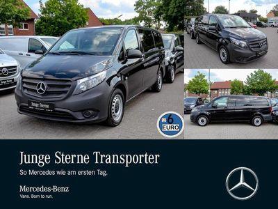 gebraucht Mercedes Vito 116 BlueTEC Tourer PRO Lang Navi/Klima Kombi