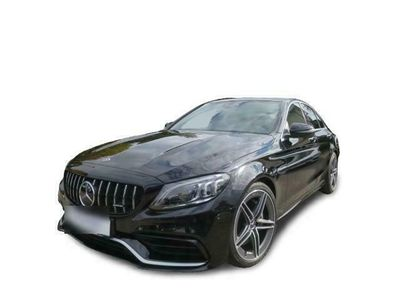 gebraucht Mercedes C63 AMG C 63 AMGAMG Panorama Distronic Memory Keyless-Go