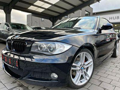 gebraucht BMW 118 Coupé d Coupe M-Paket Shadowline LEDER XENON 2xAlu als Sportwagen/ in Nalbach