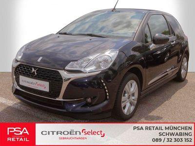 gebraucht Citroën DS3 Cabriolet BlueHDi 100 SoChic SHZ