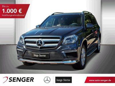 gebraucht Mercedes GL500 4M+PANO-SHD+360°KAMERA+COMAND+TV-TUNER