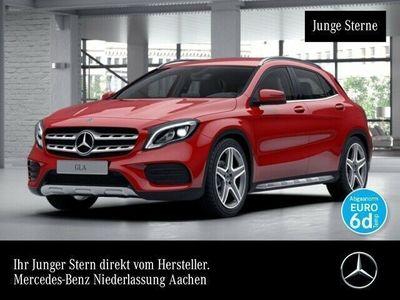 gebraucht Mercedes GLA180 AMG LED Kamera Navi Laderaump Klimaautom