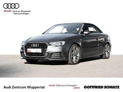 gebraucht Audi A3 Cabriolet 35TFSI 2X S-LINE LEDER CONNECT NAV XEN PDC