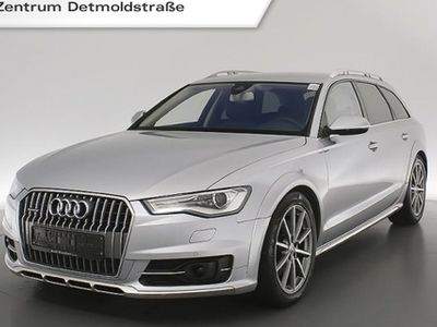 "gebraucht Audi A6 Allroad quattro 3.0 TDI qu. Assistenz 19"" Leder Navi Xenon R-Kamera S tronic"