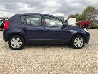 gebraucht Dacia Sandero Ambiance ERSTE HAND* 24000Km*TÜV NEU