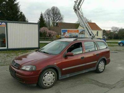 gebraucht Opel Astra 2.0 DTI 16V Edition 2000