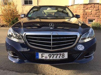 gebraucht Mercedes E300 BlueTEC Leder*Xenon*Navi*Temp