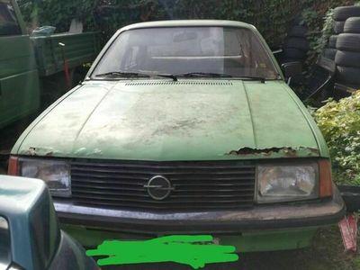 gebraucht Opel Rekord 1.9
