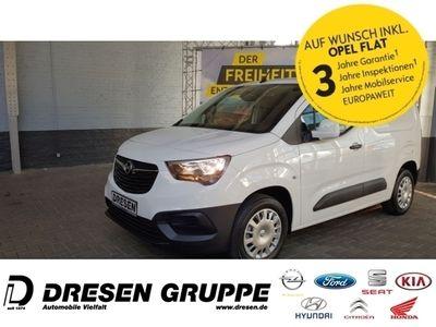 gebraucht Opel Combo Cargo Edition 1.5, (102 PS)/S+S/Klima/Radio/Parkpilot