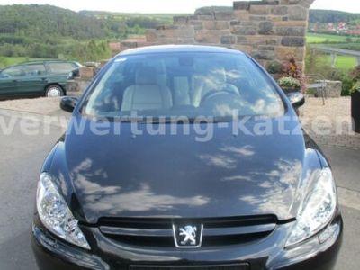 gebraucht Peugeot 307 CC Basis