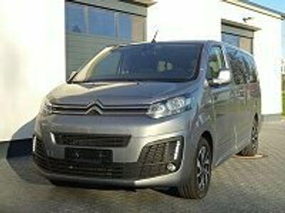 gebraucht Citroën Spacetourer FEEL 2,0 BlueHDi 145 106KW 2021