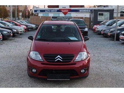 gebraucht Citroën C3 1.4 16V VTR BENZIN*GAS*LEDER*Klimaautomatik