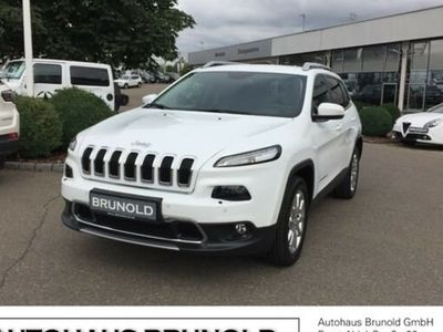 gebraucht Jeep Cherokee Limited 2WD 6-Gang