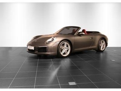 gebraucht Porsche 911 Carrera Cabriolet 991 (911) Sitzh., Tempolimit