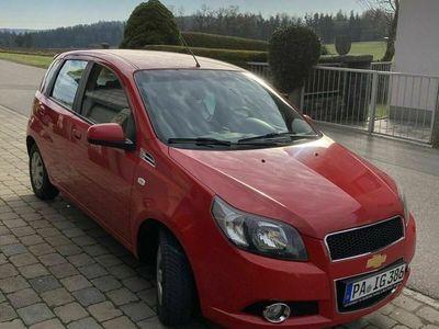 gebraucht Chevrolet Aveo LT als Kleinwagen in Neukirchen vorm Wald