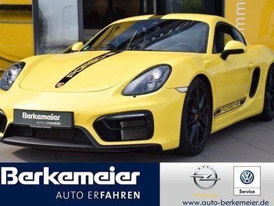 gebraucht Porsche Cayman GTS Alcantara/Navi/Kamera/Memory/Bi-Xenon