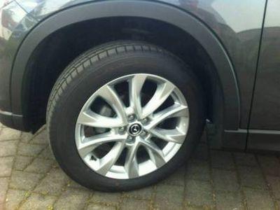gebraucht Mazda CX-5 SKYACTIV-D Sport-Line AWD Autom...