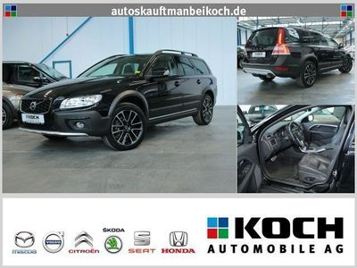 gebraucht Volvo XC70 D4 DPF FWD Black Edition (Navi Xenon)