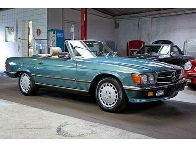 gebraucht Mercedes 560 SL! H-Zulassung! TüV/AU Neu!