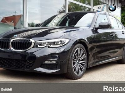 gebraucht BMW 320 d A Lim Automatic,AHK,LED Scheinwerfer,Autom