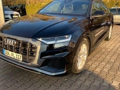 gebraucht Audi Q8 50 TDI *QUATTRO*SOFORT*VERFÜGBAR*LED*ACC*