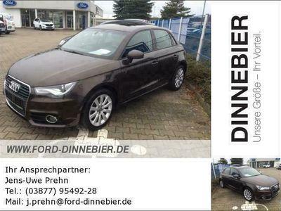 gebraucht Audi A1 Attraction Gebrauchtwagen, bei Autohaus Dinnebier GmbH