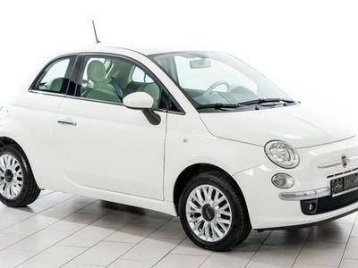 gebraucht Fiat 500 1.2 Lounge mit Klimaanlage, Freisprechanlage und P