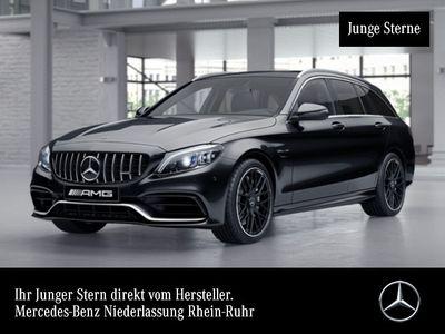 gebraucht Mercedes C63 AMG AMG T Perf-Abg Pano