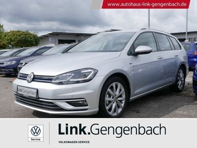 gebraucht VW Golf Variant JOIN UVP32860.- Navi LED Bluemotion