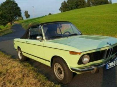 käytetty BMW 1602 Cabrio
