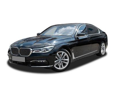 gebraucht BMW 740 2.0 Hybrid (Benzin/Elektro)