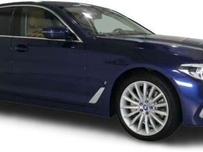 gebraucht BMW 530 530 E AUTO. LUXURY LINE NAVI ADAP-LED GSD HEAD-UP