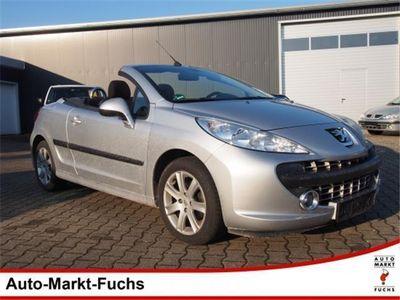 gebraucht Peugeot 207 CC 1.6 16V HDI 110 FAP EU4 SPORT