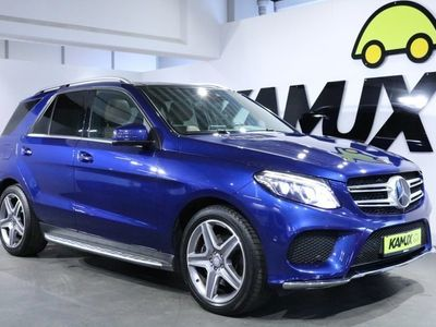 gebraucht Mercedes GLE350 d 4Matic 9G-Tronic AMG SPORT +Stand-Hzg +LOGIC7 +Airmatic +Pano