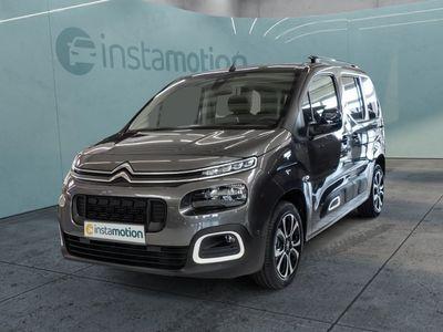 gebraucht Citroën Berlingo BerlingoShine M Navi HUD Rόckfahrkam. Fernlichtass. PDCv+h Multif.Lenkrad