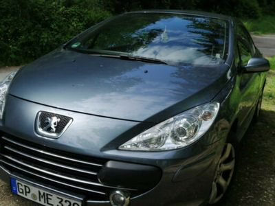 gebraucht Peugeot 307 CC HDi FAP 135 Tendance