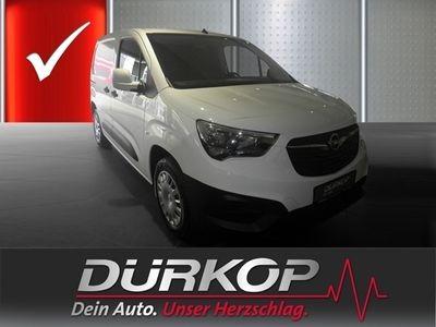 gebraucht Opel Combo Cargo Edition 1.5 D EU6d-T PDCv+h Klima Temp PDC CD USB ESP DPF SD Spieg. beheizbar