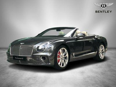 gebraucht Bentley Continental GTC on stock