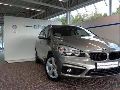 gebraucht BMW 218 Active Tourer Aut. PDC Sitzheizung Tempomat