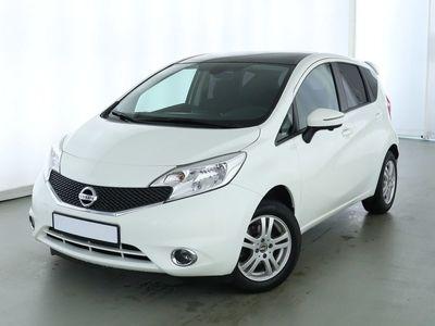 gebraucht Nissan Note 1.2 acenta Klimaauto Panorama Navi Kamera