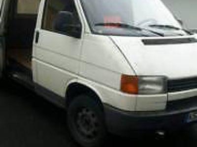 gebraucht VW T4 /bj 1991 voll fahrbereit/bastlerfahrzeug