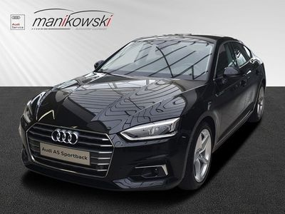 gebraucht Audi A5 Sportback 40 TFSI sport Navi LED Leder PDC LM
